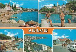 Crotia  -  Selce Views.  # 06465 - Croatia