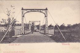 Vilvorde - Vilvoorde - Le Pont Du Parc (animation, Edit. V.G., Précurseur) - Vilvoorde