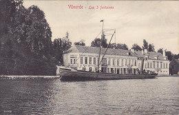 Vilvorde - Vilvoorde - Les 3 Fontaines (bateau, Edit V.G., 1908) - Vilvoorde