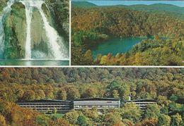 """Crotia  -  Plitvička Jezera. Hotel """"Jezero"""".  # 06469 - Croatia"""