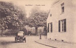 Dry-Pikkel - Façade, Ouest (oldtimer, Pompe à Essence, Desaix) - Grimbergen