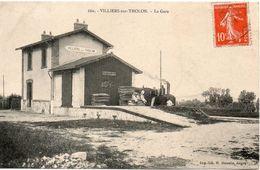 VILLIERS Sur THOLON La Gare - France