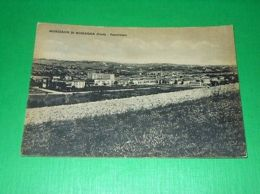 Cartolina Morciano Di Romagna - Panorama 1955 - Rimini