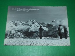 Cartolina Il Gruppo Di Brenta Da Pancugolo - Madonna Di Campiglio 1967 - Trento