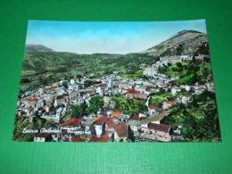 Cartolina Lauria ( Potenza ) - Panorama 1966 - Potenza