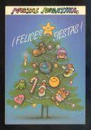 Postal Adhesiva. *Ramon Gonzalez Tija* Ed. Promociones Chass, S.A.. Nueva. - Materiales
