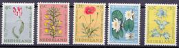 Nederland 738-742 - 1949-1980 (Juliana)