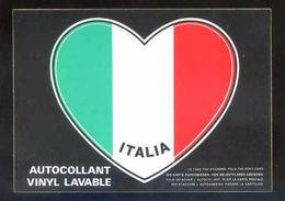 Postal Adhesiva. *Italia* Ed. Coloris Nº FT 15. Nueva. - Materiales