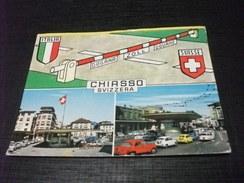 DOGANA DOUGANE  CHIASSO SVIZZERA  AUTO CAR VEDUTINE - Dogana