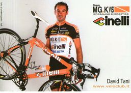 B 1177 - Sport, Ciclismo, Tani - Cyclisme