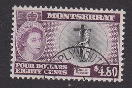 Montserrat, Scott #142, Used, Badge Of Presideny, Issued 1953 - Montserrat