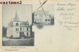 CORNIMONT TRAVEXIN MULTIVUES 88 - Cornimont