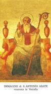 S. ANTONIO ABATE - VETRALLA -  M - PR - Mm. 60 X 105 - Religion & Esotérisme