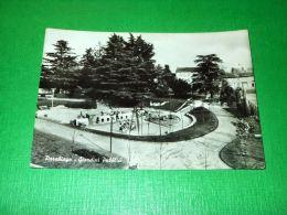 Cartolina Parabiago - Giardini Pubblici 1955 Ca - Milano
