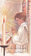 Andachtsbild - Image Pieuse - Communion - St-Maurice - 1967 - Laurent Et Bruno Humbert - Levoncourt - 6*11cm (29437) - Andachtsbilder