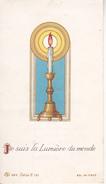 Andachtsbild - Image Pieuse - Communion - Eglise Levoncourt - 1963 - Berthe Hubler - 6*10cm (29439) - Andachtsbilder