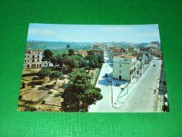 Cartolina Spinazzola - Panorama 1974 - Bari