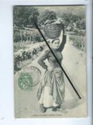 CPA  - Type De Jeune Femme Corse  ( N°679 - Collection J. Moretti , Corte -( Corse ) - France