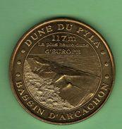 MONNAIE DE PARIS 2010 *** DUNE DU PYLA *** N°14 - Monnaie De Paris