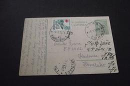583. Dopisnica Coka-Karlovac 1956. - 1945-1992 Repubblica Socialista Federale Di Jugoslavia