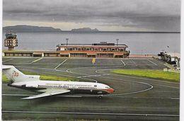 "PORTUGAL- Madeira -Santa Cruz - ""Aeroporto"". - Aerodrome"