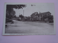 46 -- BIARS -- ARRDT DE FIGEAC....BRETEMONT....(rue, Publicité Laboratoires P. Michel - Cirey Sur Vezouze....) - Frankreich