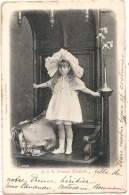 Princesa Elisabeta Enfant - Roumanie TB 1902 Timbrée Stamped - Roumanie