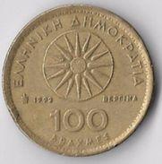 Greece 1992 100 Drachmas (1) [C501/2D] - Greece