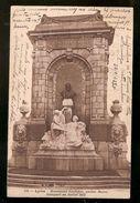 France & Circulated Postal, Lyon, Gailleton, Pedras Salgadas, Portugal 1927 (64) - Monuments