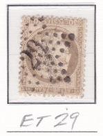 Etoile 29 Sur 56 - Marcophilie (Timbres Détachés)