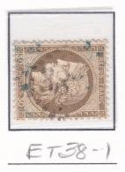 Etoile 38-1 Sur 56 - Marcophilie (Timbres Détachés)