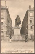 France & Circulated Postal, Statue De Turenne, Ardennes, Sedan, Coimbra Portugal 1903  (83) - Monumenten