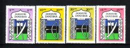 378o * ZANZIBAR * JAMHURI 1964 * POSTFRISCH **!! - Zanzibar (1963-1968)