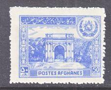 AFGHANISTAN  289  * - Afghanistan