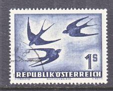 AUSTRIA  C55    (o) - Airmail