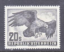 AUSTRIA  C60    (o) - Airmail