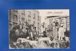 Nantes Mi Careme CHAR COLONIAL EXHIBITION    1931 ( Très Très Bon état ) --1316 ) - Nantes