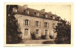D  49 -   Cpa -  Chateau   BELLEVUE  -  LES  VERCHERS   - MA 4310 - Autres Communes