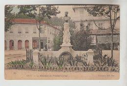 CPA NICE (Alpes Maritimes) - Le Monument Du Président Carnot - Bauwerke, Gebäude