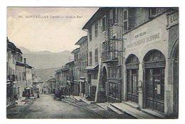CPA 73 MONTMELIAN Grande Rue - Montmelian