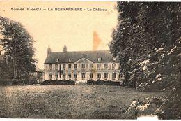 CPA N°823 - SAMER - LA BERNARDIERE - LE CHATEAU - Samer