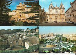 4156x: 4 AKs Malta, Ungelaufen - Malta
