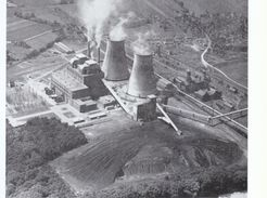 1962 - Iconographie - Hornaing (Nord) - La Centrale Thermique - FRANCO DE PORT - Ohne Zuordnung