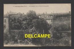 DF / 81 TARN / LABRUGUIÈRE / LES REMPARTS DE LA VILLE / CIRCULÉE EN 1916 - Labruguière