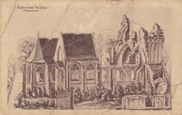Schore, Schoore Ad Yser, Flandern, Weltkrieg, Duitse Kaart (pk37096) - Middelkerke