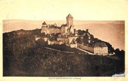 [DC10479] CPA - FRANCIA - HAUT KOENIGSBOURG - ALSACE - Viaggiata - Old Postcard - Non Classificati