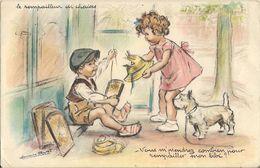 Germaine Bouret -  Le Repailleur - Vous M'prendrez Combien ...     101 - Bouret, Germaine