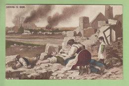 REIMS : Faubourg De Reims, Ils Sont Passés Par Là ! 2 Scans. Edition R D - Reims