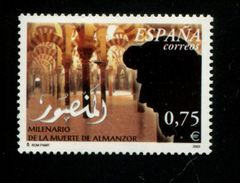458908476 SPANJE 2002 POSTFRIS MINT NEVER HINGED EINWANDFREI  YVERT 3502 - 2001-10 Unused Stamps