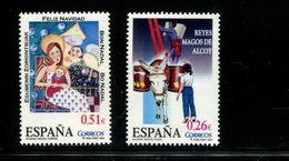 458910364 SPANJE 2003 POSTFRIS MINT NEVER HINGED EINWANDFREI  YVERT 3607 3608 - 2001-10 Unused Stamps